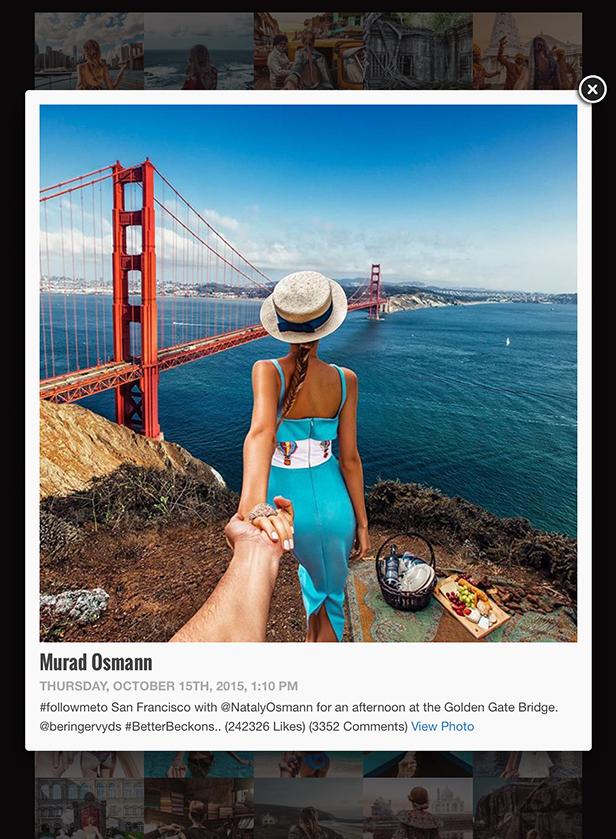 Instagram Element - Cornerstone Element for WordPress - 4